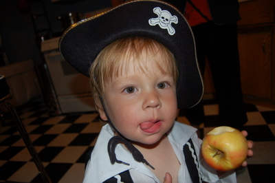 Jonah Pirate