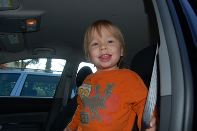 Jonah In Car
