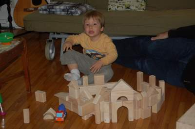 jonah and blocks